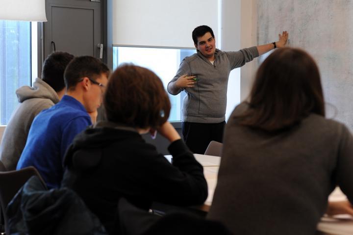 MathPALs session