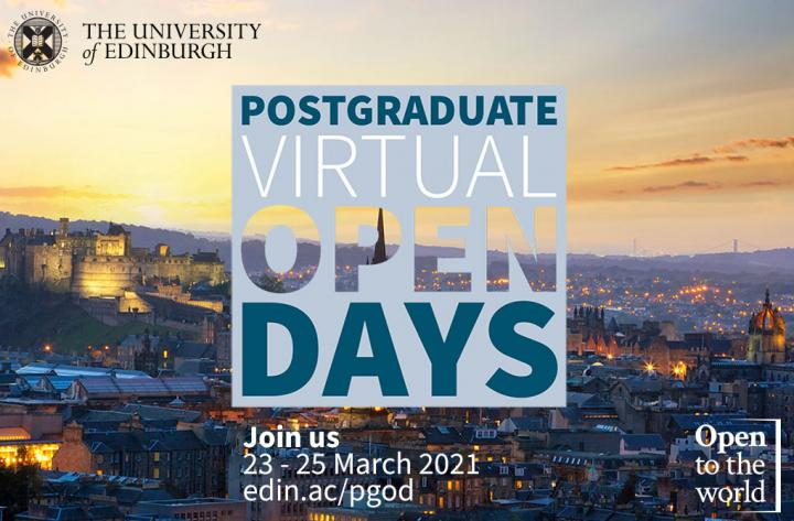PG Virtual Open Day image