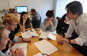 A first-year workshop
