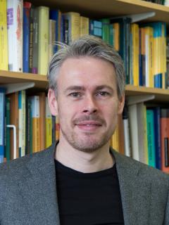 Prof. Iain Gordon, Head of School