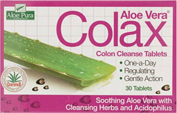 Colax tablet label