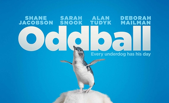 Poster for the movie Oddball